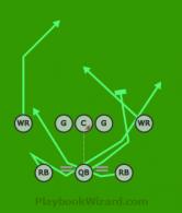 Trick 8 On 8 Flag Football Plays